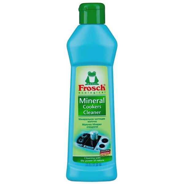Минеральное чистящее молочко Frosch, 250 мл