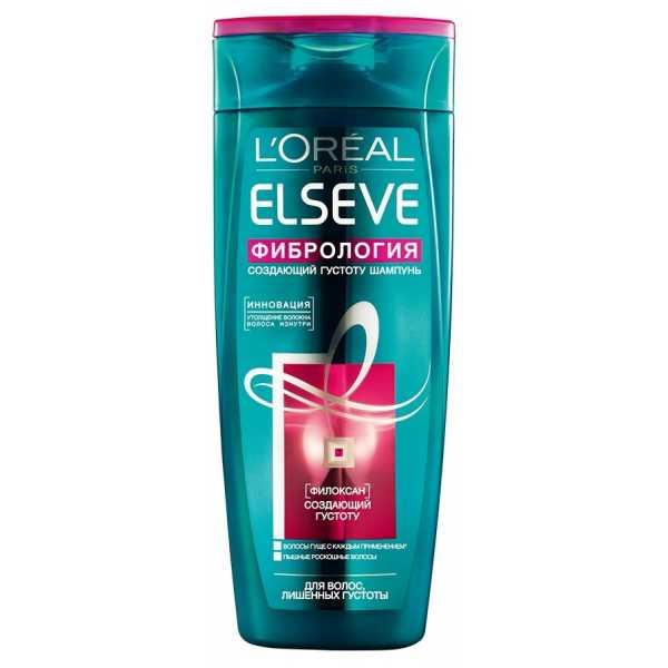 """Шампунь L'Oreal Elseve """"Фибрология"""" для волос, лишенных густоты, 250 мл"""
