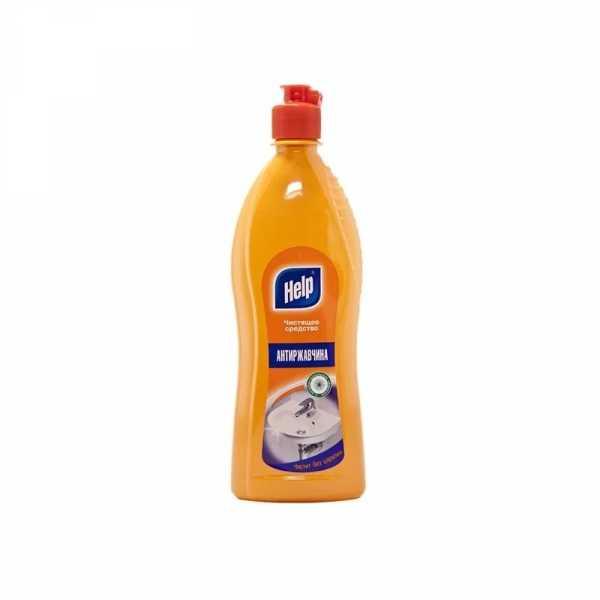 Чистящее средство «HELP», Антиржавчина, 500 мл