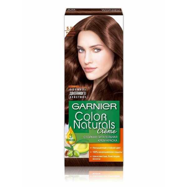 """Краска для волос Garnier Color Naturals 5.23 """"Розовое дерево"""""""