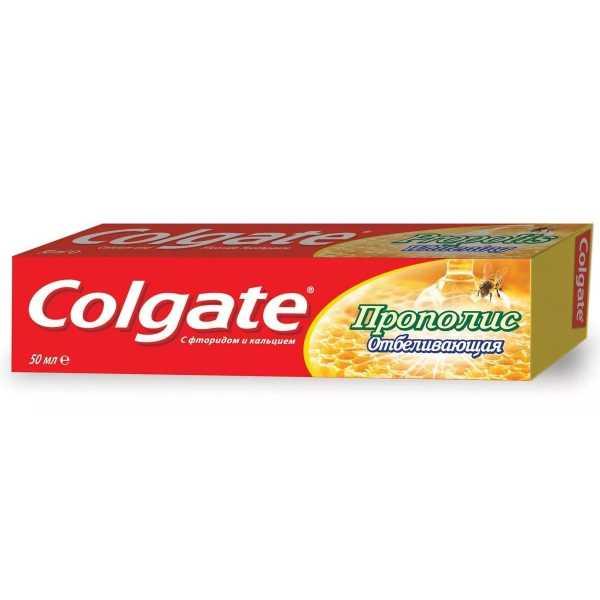 """Зубная паста Colgate """"Прополис отбеливающая"""", 50 мл"""