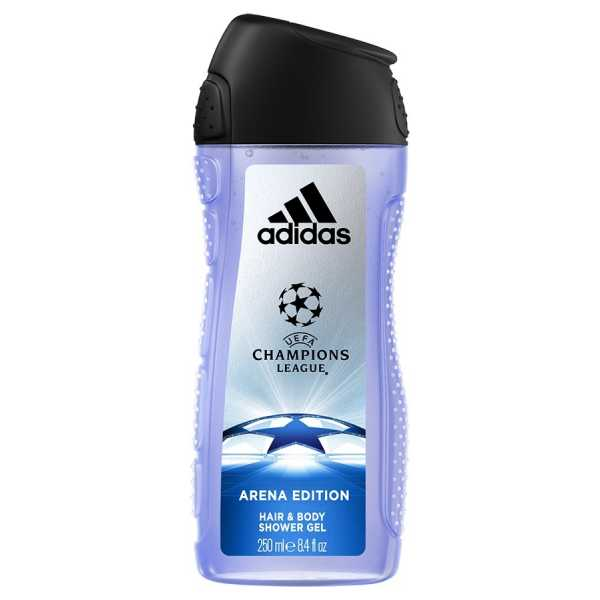 "Гель для душа Аdidas ""UEFA"", 250 мл"