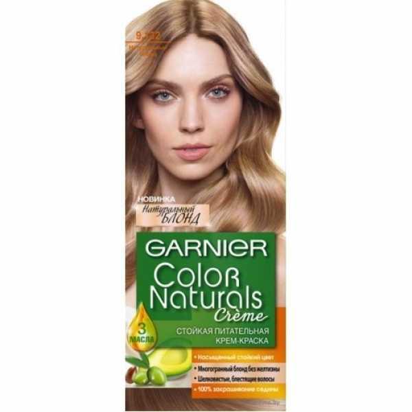 """Краска для волос Garnier Color Naturals 9.132 """"Натуральный блонд"""""""