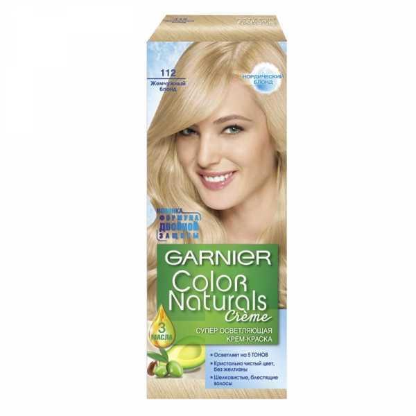 """Краска для волос Garnier Color Naturals 112 """"Жемчужный блонд"""""""