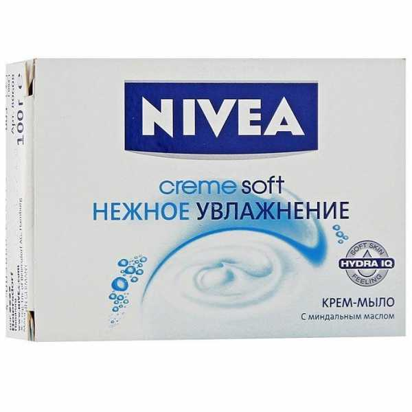 """Крем-мыло Nivea Soft """"Нежное увлажнение"""", 100 гр"""