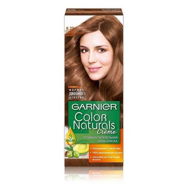 """Краска для волос Garnier Color Naturals 6.23 """"Перламутровый миндаль"""""""