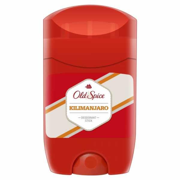 Твёрдый дезодорант Old Spice Kilimanjaro, 50 мл