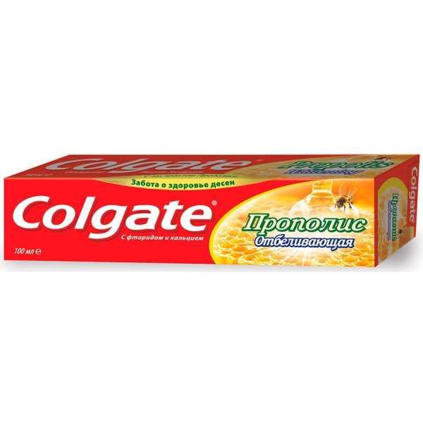 """Зубная паста Colgate """"Прополис отбеливающая"""", 100 мл"""
